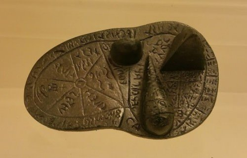 Etruscan Model Liver For Divination