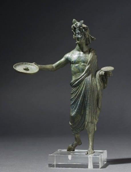 Etruscan Votive Figure