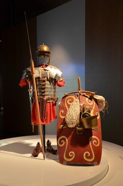 Kit legionário romano