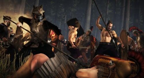 Arminio y la batalla del bosque de Teutoburgo