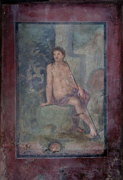 Narciso Fresco, Pompeia