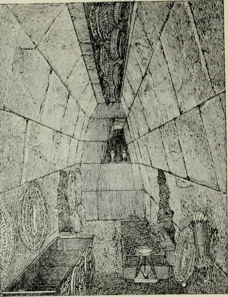 Cámara de la tumba de Regolini-Galassi