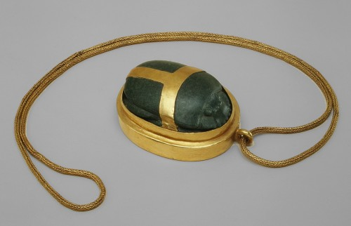 Heart Scarab of Hatnefer