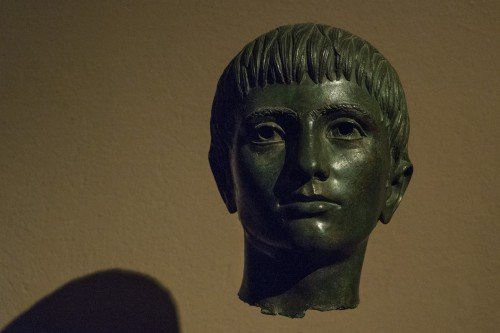 Etruscan Bronze Youth