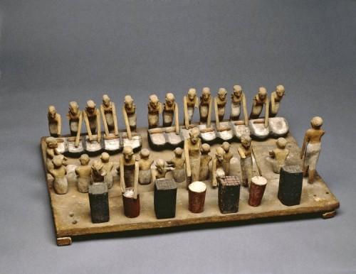 Birrificio egiziano