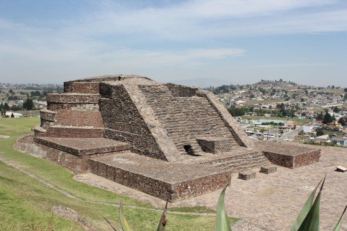 Temple of Ehecatl, Calixtlahuaca