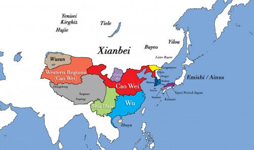 the three kingdoms period essay The three kingdoms (sanguo) 三國 were three states that succeeded the eastern han dynasty 後漢 (25-220 ce) and came into being as the surviving dominions of three.