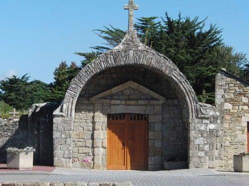 Monastery of Saint-Gildas-de-Rhuys