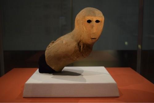 Monkey Haniwa