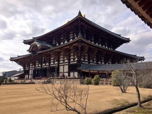 Grande Buda Hall, Todaiji