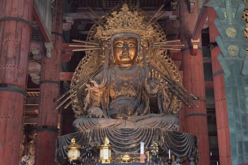 Kokuzo Bosatsu, Todaiji