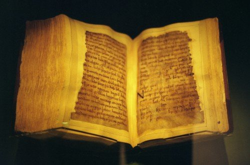 Manoscritto di Beowulf