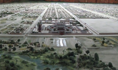 Model of Kyoto