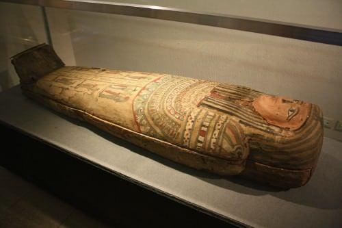 Egpytian Sarcophagus