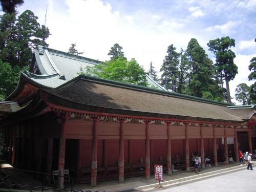 Konponchudo, Enryakuji