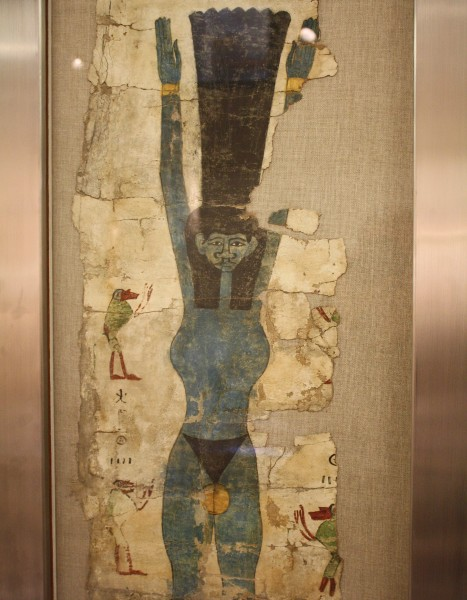 Egyptian Burial Shroud