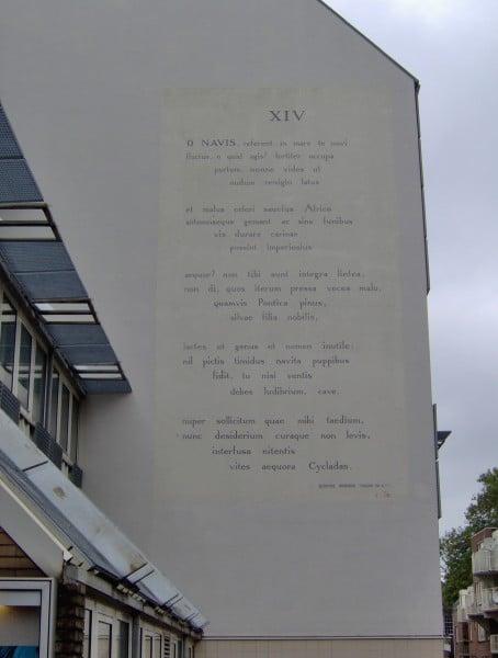 Odas, poema 14