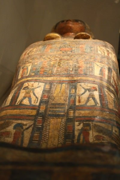 Egyptian Sarcophagus