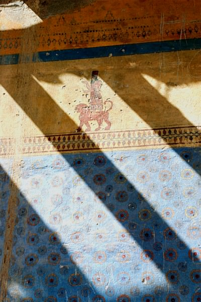 Urartian Wall Paintings