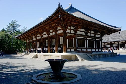 Salão Principal, Toshodai-ji