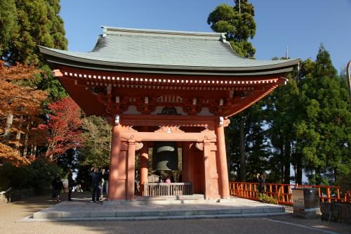 Torre do sino, Enryakuji