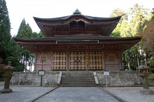 Sala de Ordenación, Enryakuji