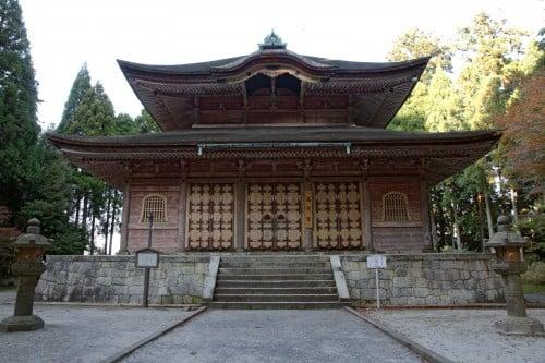 Ordination Hall, Enryakuji