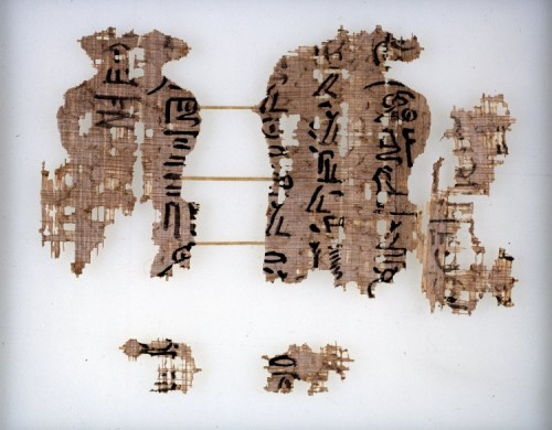 Letters to the Dead in Ancient Egypt Article Ancient History