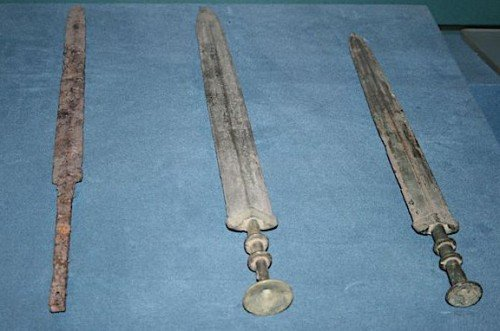 Warring States Period Swords