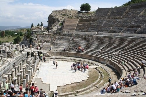 Theatre of Ephesos