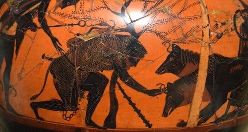 Hercules Captures Kerberos