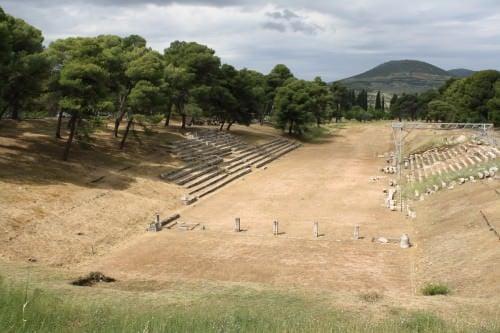 Stadium of Epidaurus