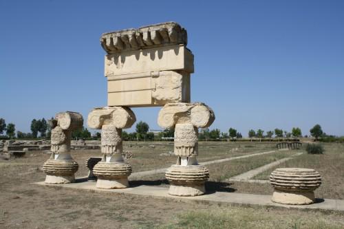 Templo Iónico, Metapontum