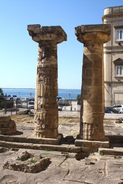 Colunas Arcaicas, Tarentum