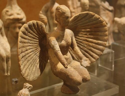 Terracota Afrodita, Brundisium