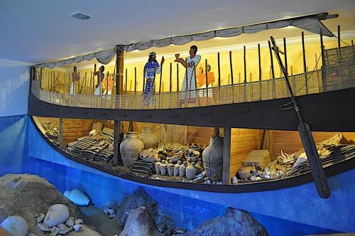 Cargo Reconstruction, Uluburun Shipwreck