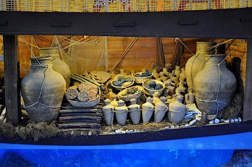Cargo, Uluburun Shipwreck