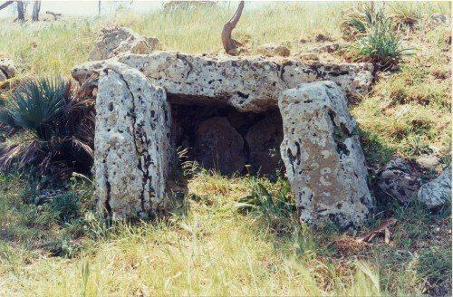 The Dolmen of Monte Bubbonia