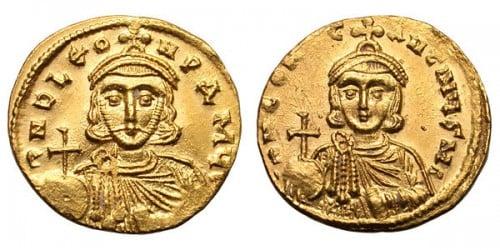 Leo III & Constantine V