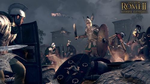 Cniva in Battle