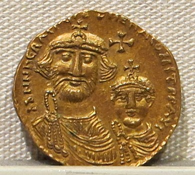 Coin of Heraclius