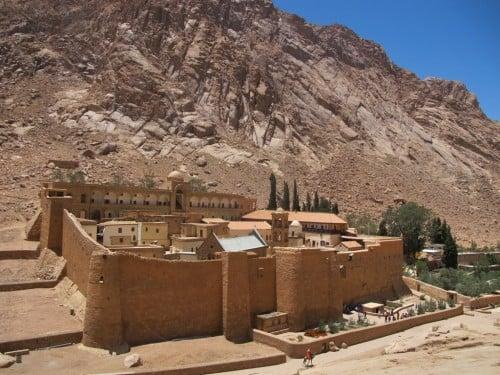 Monasterio de Santa Catalina, Sinaí