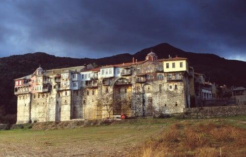 Monasterio de Iviron, Monte Athos