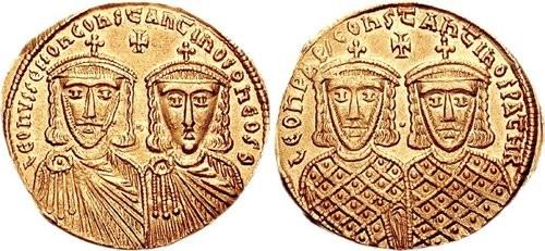 Leo IV & Constantine VI