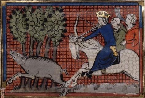 John II Komnenos Hunting