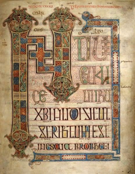 Evangelhos Lindisfarne