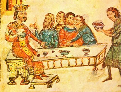 Khan Krum of the Bulgars