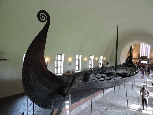 Oseberg Viking Ship