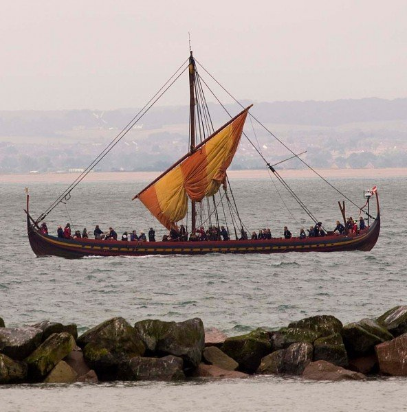 Viking Longship Replica