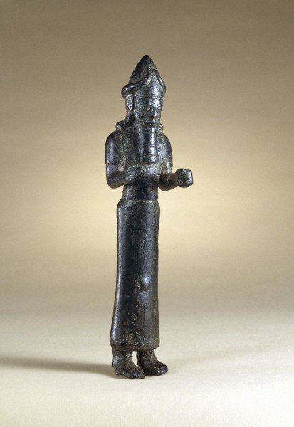 Urartean Male God Figurine